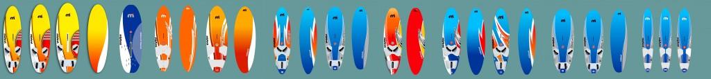 Mistral Windsurf Boards 2012