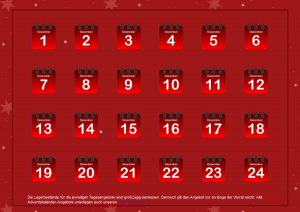 Surfshop-Adventskalender