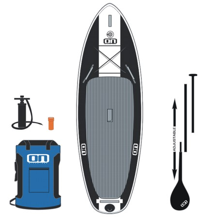 On Explorer inflatable sup