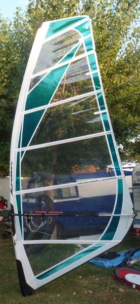 Wanna Sails Generator 8,4 qm