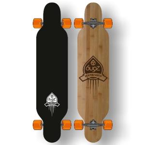 BUGZ Longboard - Downhill Skateboard