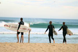 Welle, Strand & Sonne - was will das Surferherz mehr?