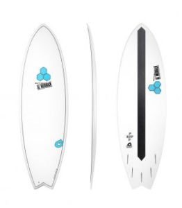 Channel Islands Pod Mod 5'10